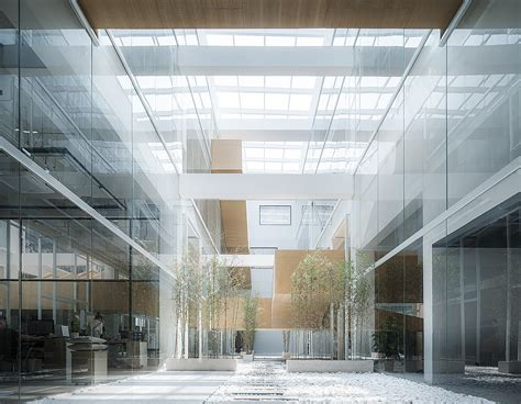 dave bella headquarters lycs architecture archdaily