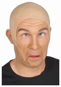 Bald Guy Wig - Funny Bald Head Wig Accessory