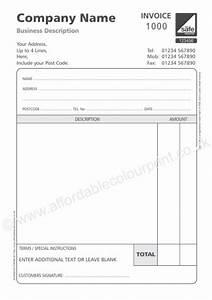 download invoice template uk non vat registered rabitahnet With vat invoice template uk