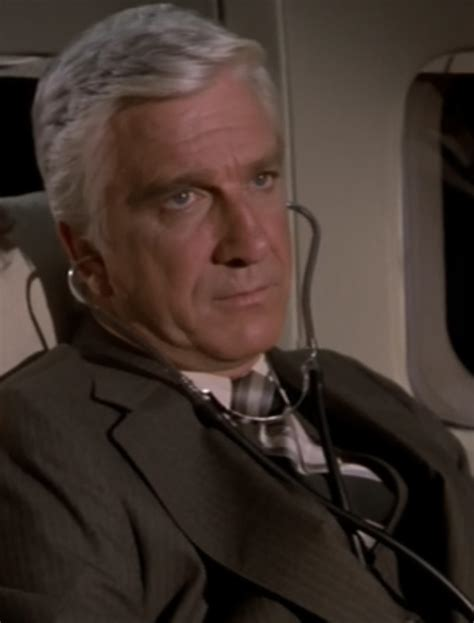 leslie nielsen doctor seriously funny 10 best serious roles from comic actors