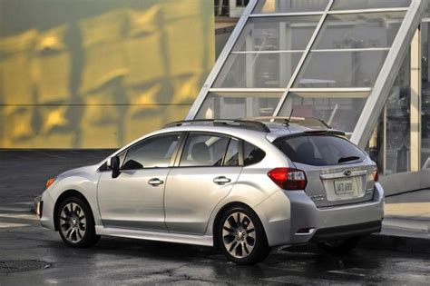 2014 Subaru Impreza Prices, Reviews And Pictures