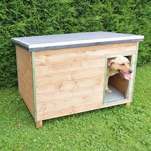 Niche Grand Chien Xxl : ducatillon niche en bois pour chien chiens ~ Dailycaller-alerts.com Idées de Décoration