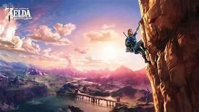 Zelda Legend 8k Breath Wild Resolution 1440p