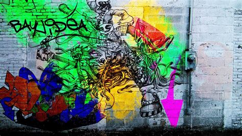 Cool Graffiti Wallpapers (63+ Images