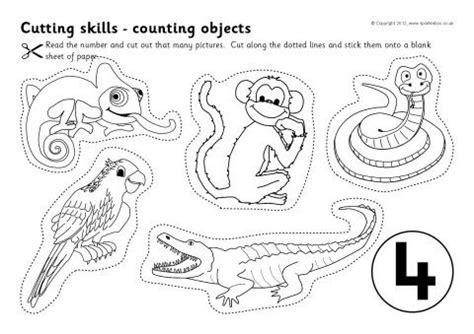 cutting skills counting worksheets sb7321 sparklebox 329 | 2 342