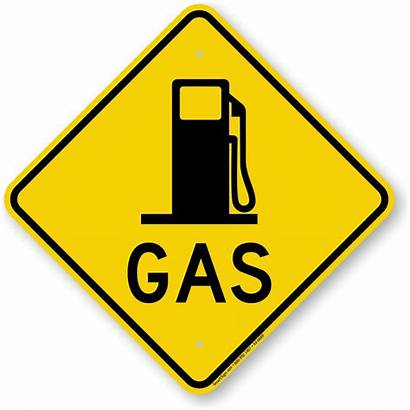 Gas Station Signs Clipart Sign Diamond Road