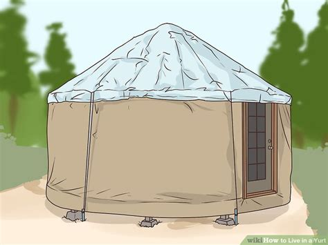How To Live In A Yurt (with Pictures)