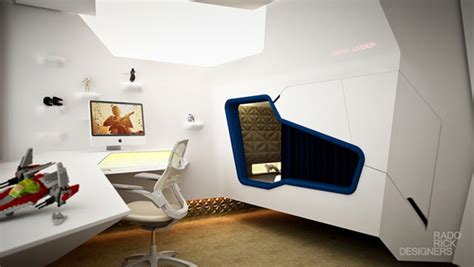 Wars Room Decor Uk by Futuristic Bedroom With Wars Theme House