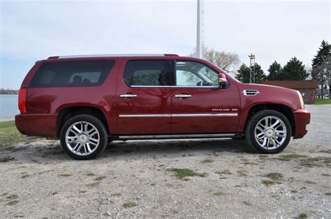 review  cadillac escalade esv platinum gm authority