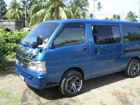 Toyota Hiace Modification by Barelylegall 1998 Toyota Hiace Specs Photos Modification