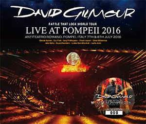 David Gilmour - Live At Pompeii 2016 (CD) at Discogs