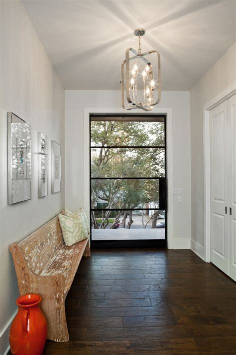 foyer lighting ideas entry traditional  transom window