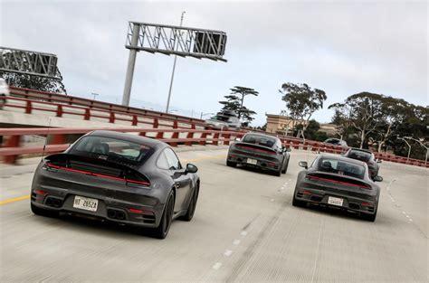 First Ride Porsche 911 2019 Prototype Autocar