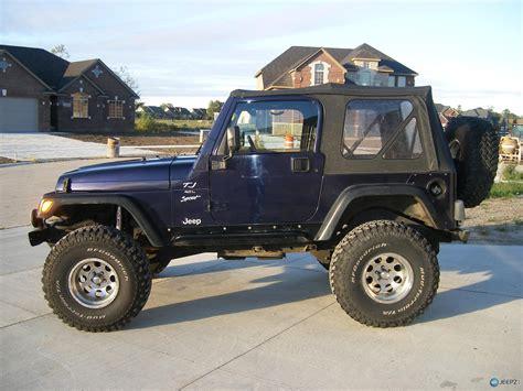 sport jeep wrangler 1999 jeep wrangler sport