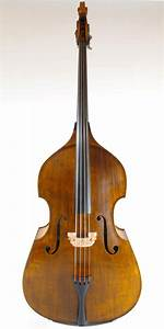 The Karr Double Bass | Hand Crafted Upton Bass | String ...