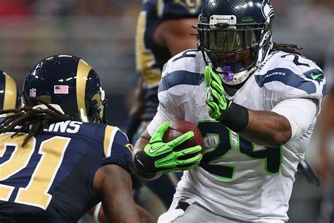 nfl odds week  seahawks  rams point spread analysis
