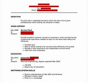 my first resume no experience resume ideas With how to do my first resume