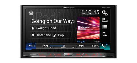 pioneer avh x8800bt stacja multimedialna dvb cd bluetooth app radio android auto hdmi usb ekran