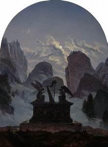 Color Magic #Blue | Monument to Goethe (1832): Carl Gustav ...