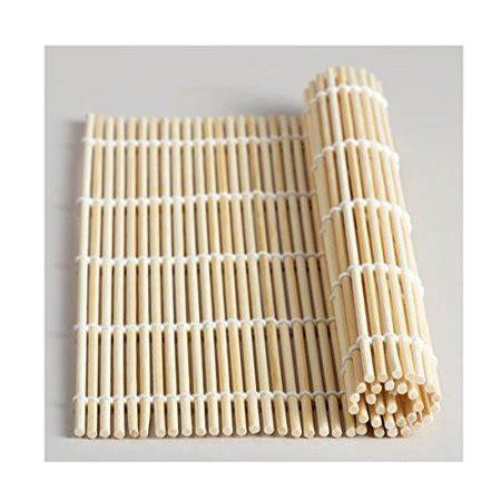 sushi roller mat bamboo sushi rolling mat walmart