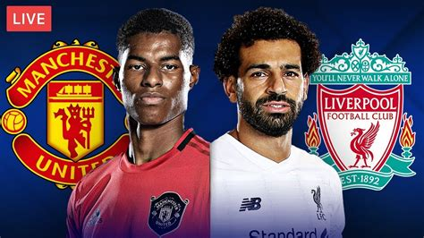 MANCHESTER UNITED vs LIVERPOOL - LIVE STREAMING - FA Cup ...
