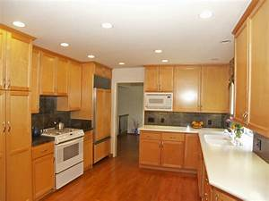Recessed Lighting Kitchen Pictures