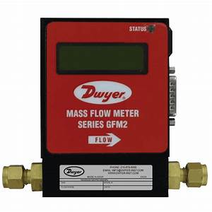 Series GFM2   Gas Mass Flow Meter is ideal for measurement ...