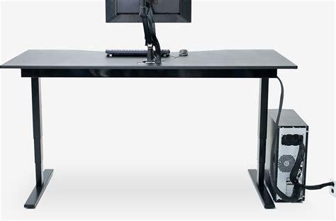 desk with cable management desk cable management hostgarcia