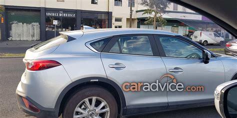 mazda vehicles australia 2018 mazda cx 4 coming to australia spotted in melbourne