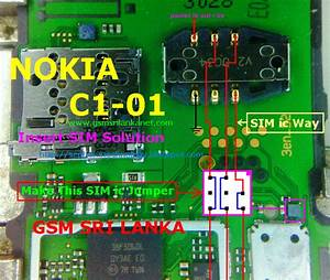 Mobile Repair Help  Nokia C1