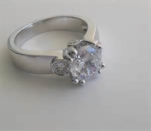 engagement rings settings extraordinary engagement ring setting