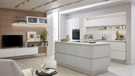 Open Plan Kitchen Ideas   Howdens Joinery