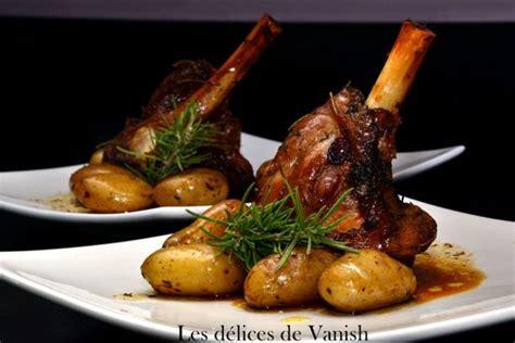 cuisine souris d agneau souris d 39 agneau confite thym romarin gourmand recettes