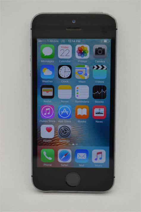 iphone on metro pcs apple iphone 5s 32gb gray unlocked gsm sim tmobile simple