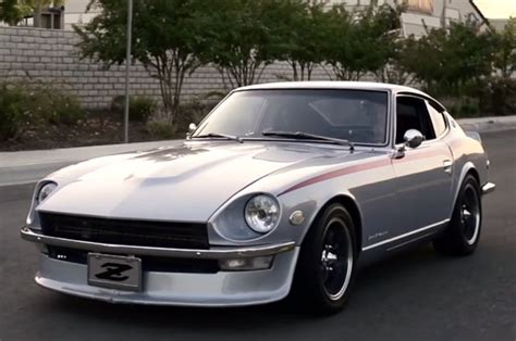 Electric Datsun by Electric Federal Searches For What Made The Datsun 240z Great