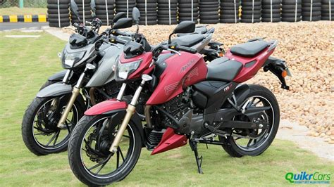 Tvs Apache Rtr 200 4v Image by Tvs Apache Rtr 200 4v To Get Abs Version Soon