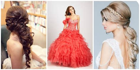 Easy Hairstyles For Strapless Dresses