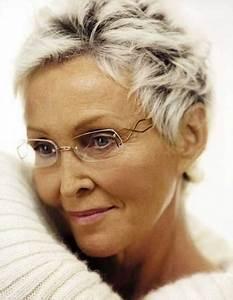 Damen Kurzhaarfrisuren Ab 50 : kurzhaarfrisuren 2017 frauen ab 50 ~ Frokenaadalensverden.com Haus und Dekorationen