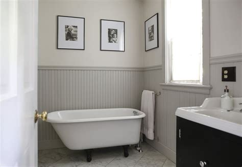 Country Wainscoting Ideas by Beadboard Vs Wainscoting Apartment Therapy