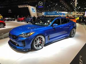 Kia Stinger Gt : 2018 kia stinger gt by west coast customs 2018 chicago auto show automotive rhythms ~ Medecine-chirurgie-esthetiques.com Avis de Voitures
