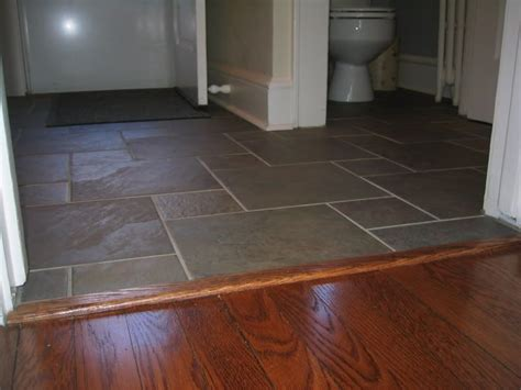 Absolutely, Exactly This For The Entry Way Floor Tiling