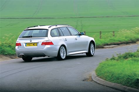 Bmw 535d M Sport Touring Review  Price, Specs And 060
