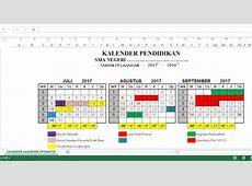 Download Aplikasi Kalender Pendidikan 20172018 Otomatis