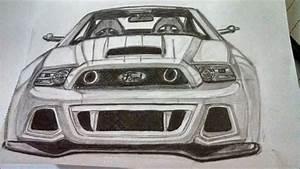 2013 Mustang Drawings | www.pixshark.com - Images ...