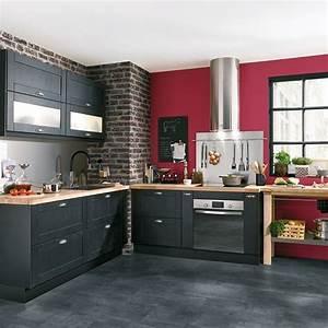 Cuisine bistrot 23 idees deco pour un style bistrot for Idee deco cuisine avec meuble style scandinave pas cher
