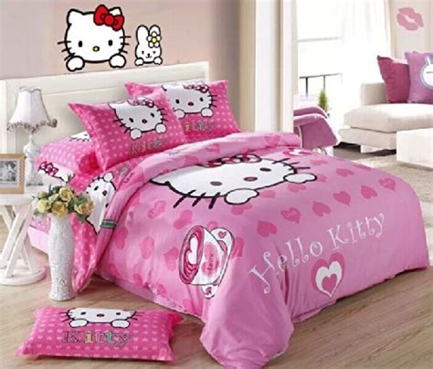 hello kitty bedroom sets hello kitty bedroom amp bedding sets love at first sight 15542 | Hello Kitty Bedroom