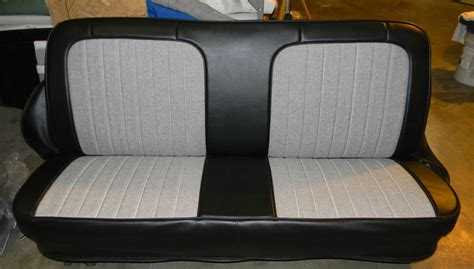 chevy truck houndstooth seat covers