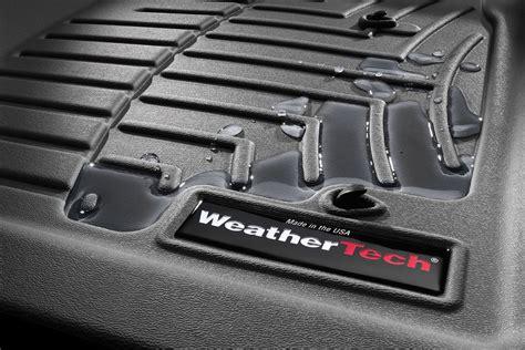 Weathertech®  Digitalfit™ Molded Floor Liners