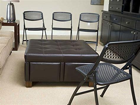 galleon mity lite flex one folding chair black 4 pack