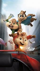 alvin, and, the, chipmunks, mobile, wallpapers